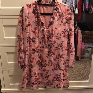 Pink Kensie dress